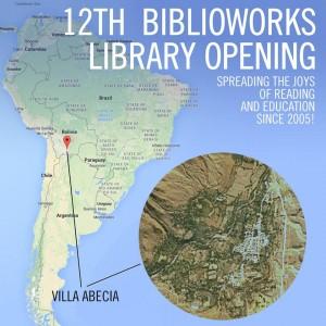 Villa Abecia - BiblioWorks' 12th library