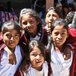 Kids in Bolivia