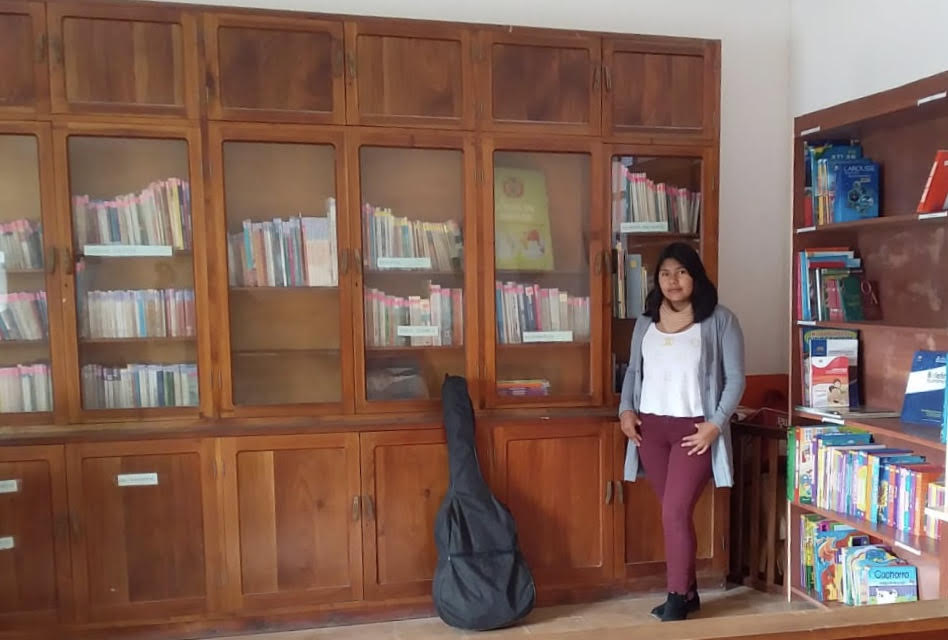 Meet our Librarian: A Letter from Incahuasi